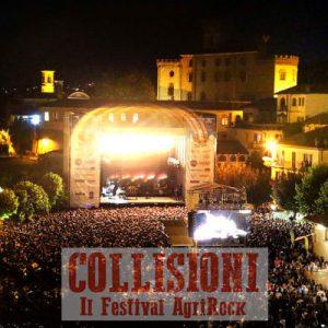 Collisioni festival (Barolo) 2019