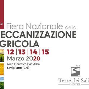 39° Fiera della Meccanizzazione Agricola a Savigliano