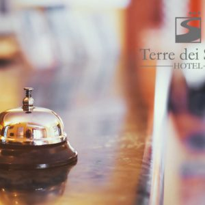 CHECK-IN ONLINE ALL'HOTEL TERRE DEI SALICI