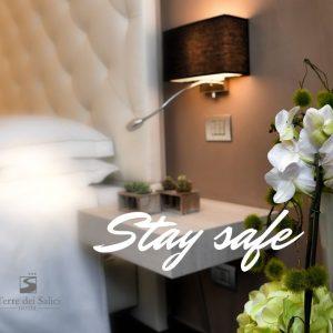 Soggiorno in sicurezza – Stay safe