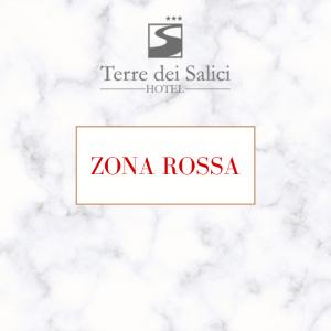 Come comportarsi in ZONA ROSSA?
